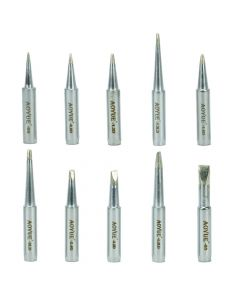Set of Soldering Iron Tips - Chisel