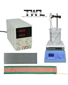 TWL High Efficiency Gold Plating Solution Recovery Kit - 40 Grams