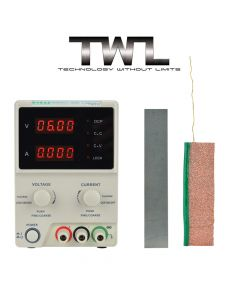 TWL Gold Plating Solution Recovery Kit -20 Grams