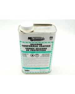 422B Conformal Coating Silicone with UV Indicator - 1 Liter