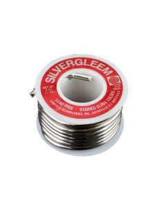 Canfield Lead-Free Silvergleem solder, 1/2 Lb spool